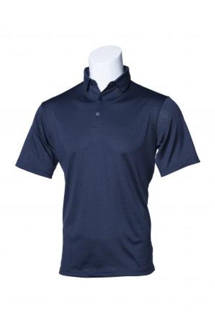 Murray Golf Hogan Dark Navy Polo