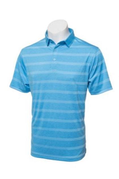 Murray Golf Airne Airy Blue Polo
