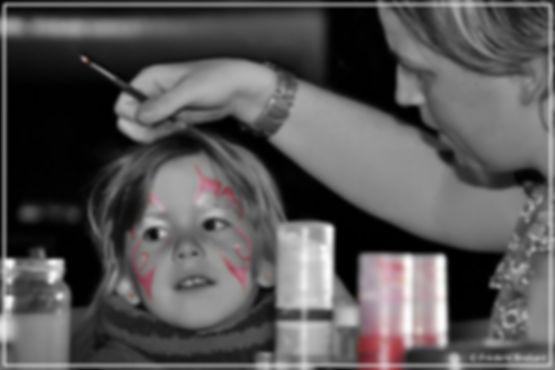 maquillage grimage papillon