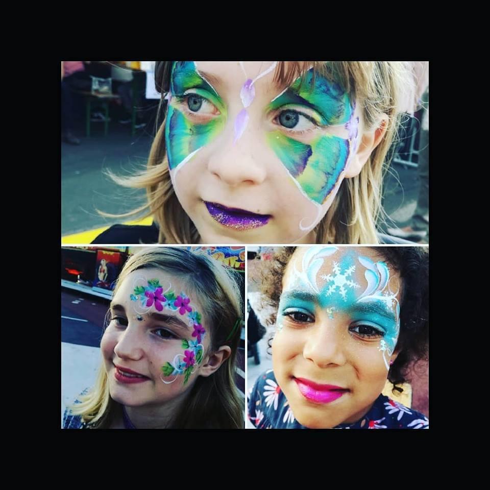 maquillage enfants filles