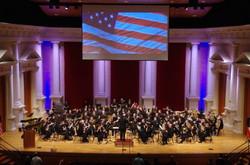 Cobb Wind Symphony Patriotic Concert