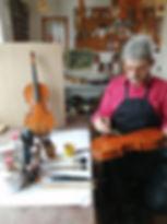 master violin maker romania
