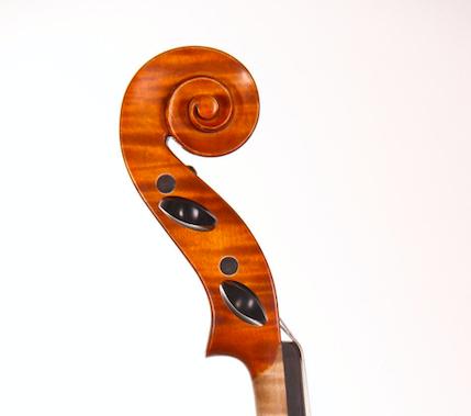 master violin maker Szasz Friderich