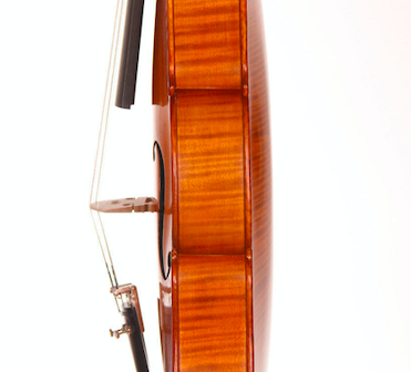handcrafted violins romania