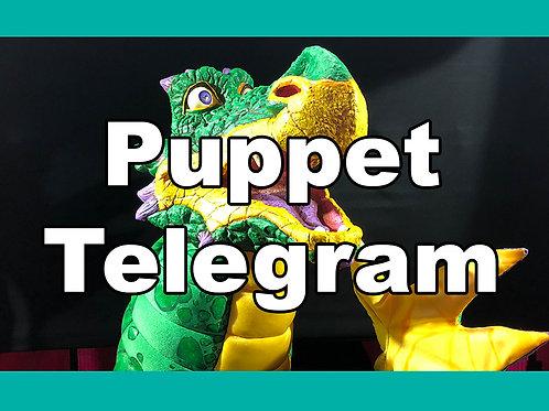 Puppet Telegram