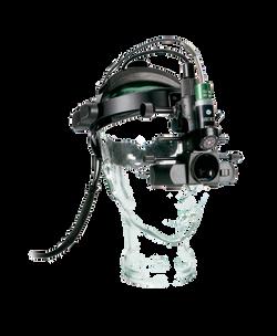 Oftalmoscopio indirecto para laser