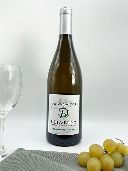 Aoc Cheverny Blanc Domaine Sauger - 2018