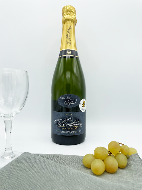 Montlouis Brut (méthode traditionnelle)