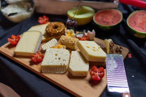 Plateau de fromages 4-6 personnes