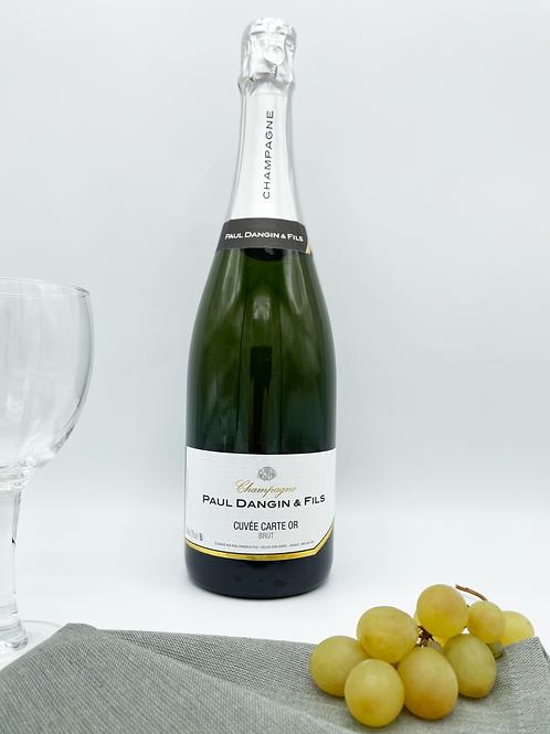Champagne Paul Dangin Carte OR
