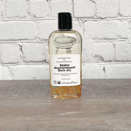 Renew Aromatherapy Body and Bath Oil