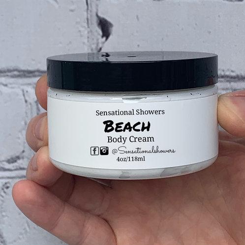 Beach Body Cream