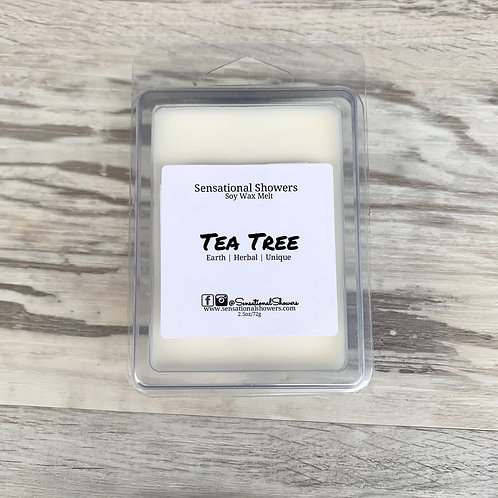 Tea Tree Soy Wax Melts