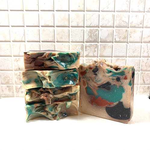 Warm Afternoon Vegan Artisan Soap Bar