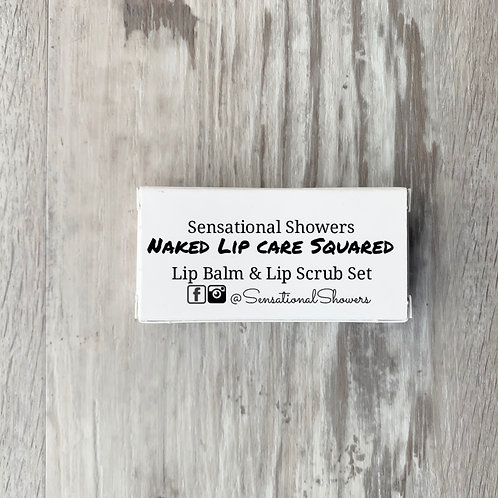 Naked Lip Care Squared