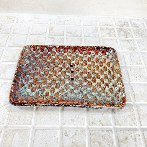 Ceramic Handmade Soap Dish, #11