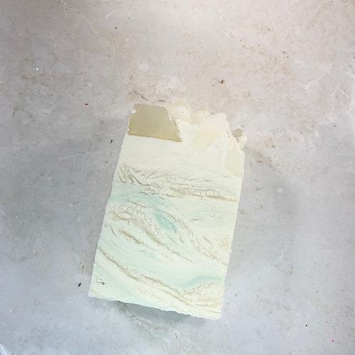 Quartz Geode Vegan Artisan Soap Bar