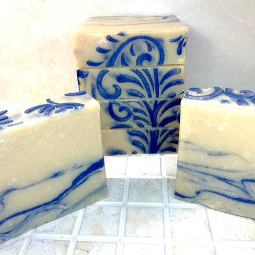 Coconut Cubed Vegan Artisan Soap Bar