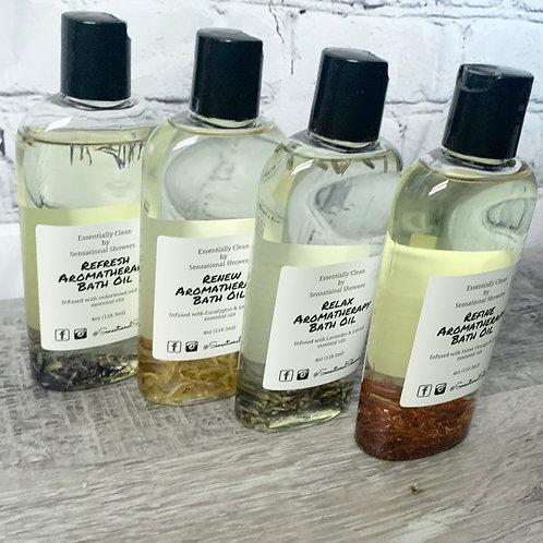 Essentially Clean Aromatherapy Body & Bath Oils