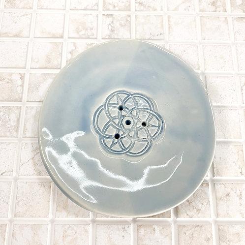 Ceramic Handmade Soap Dish, #20