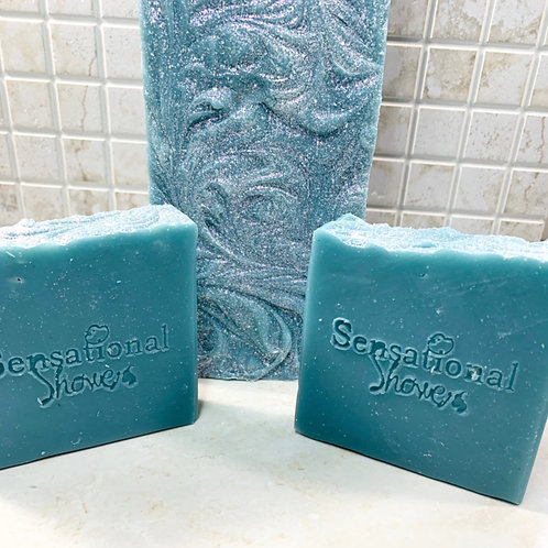 Beach Vegan Artisan Soap Bar