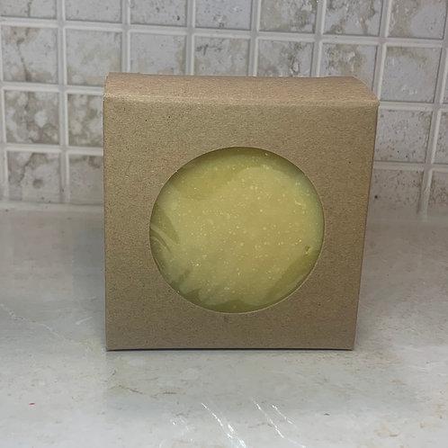 Lemongrass Shaving Soap Bar