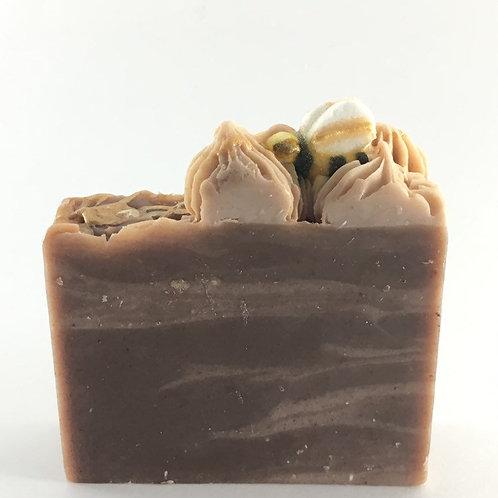 Oatmeal Milk & Honey Artisan Soap Bar