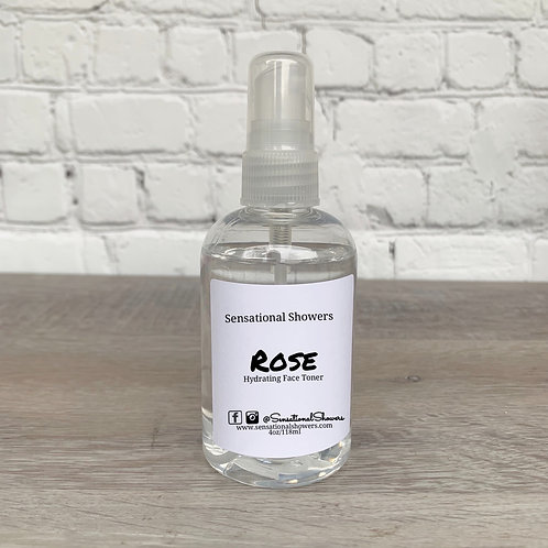 Rose Hydrating Facial Toner