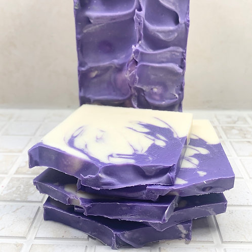 Lavender Buttermilk Artisan Travel & Guest Soap