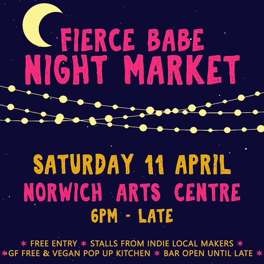 Fierce Babe Night Market