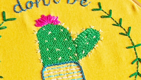 How To Do Weaving Stitch