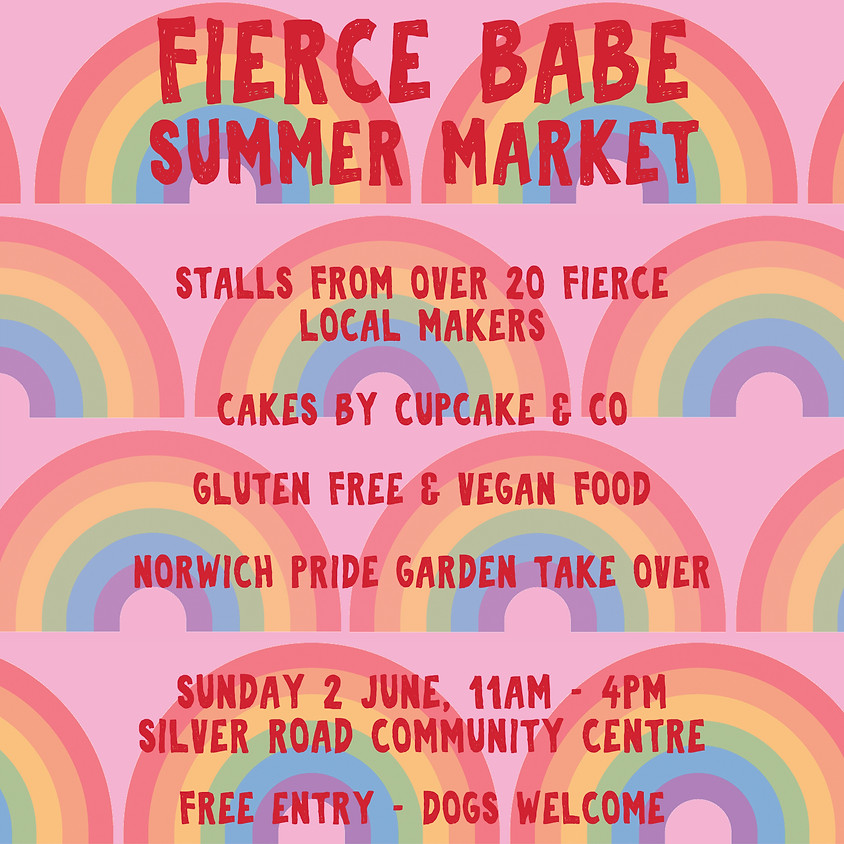 Fierce Babe Summer Market
