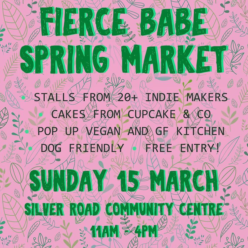Fierce Babe Spring Market
