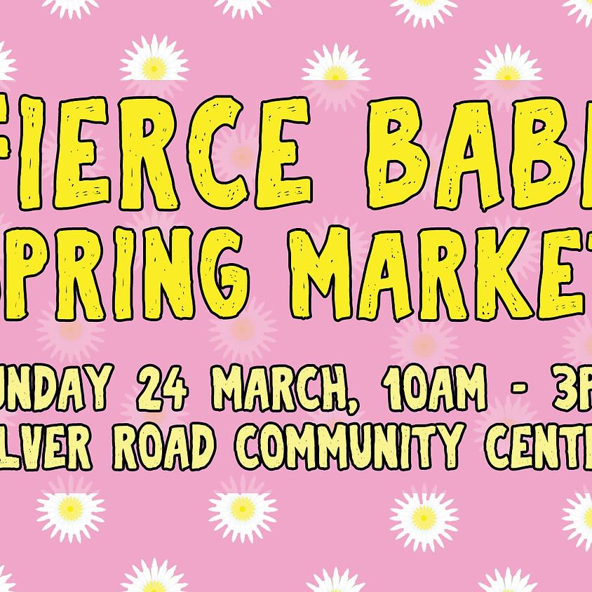 Fierce Babes Spring Market