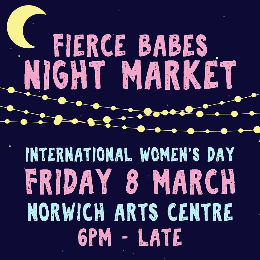 Fierce Babes Night Market
