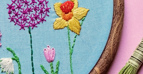 How To Do Whipped Back Stitch