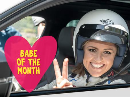 Babe of the Month: Sabine Schmitz