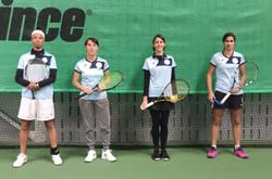 Equipe 1 féminine TCS