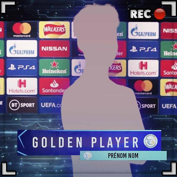 Golden Player du TCS
