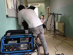 Filming Generació Merlí