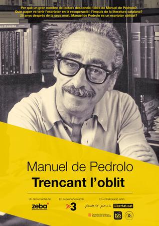 Manuel de Pedrolo - Trencant l'oblit