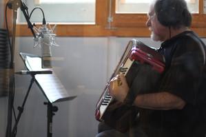 Acordion Recording