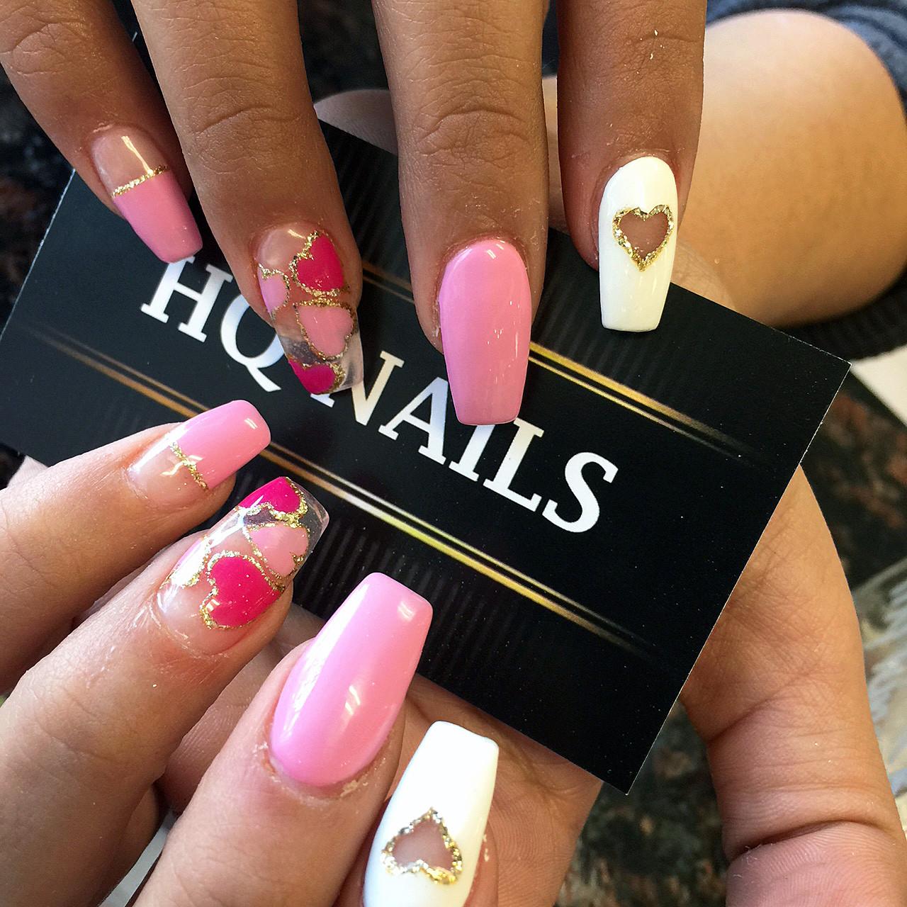 Nail Art Gallery Rockaway Hq Nails
