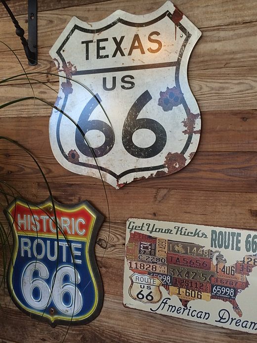 Route 66 Home Decor Lubbock TX