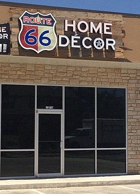 Home Decor Lubbock Tx lighting lighting yosemite home decor Exterior View Of Route 66 Home Decor Lubbock Tx 79424