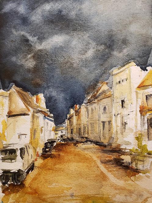 Zakon, Tamara   -  Imminent Storm in Durtal, France