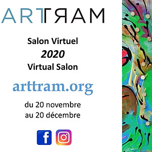 Salon virtuel  ArtTram Virtual salon