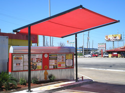 Red Fast Food Cover