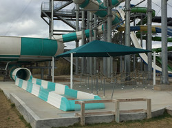 Water Park Four Post