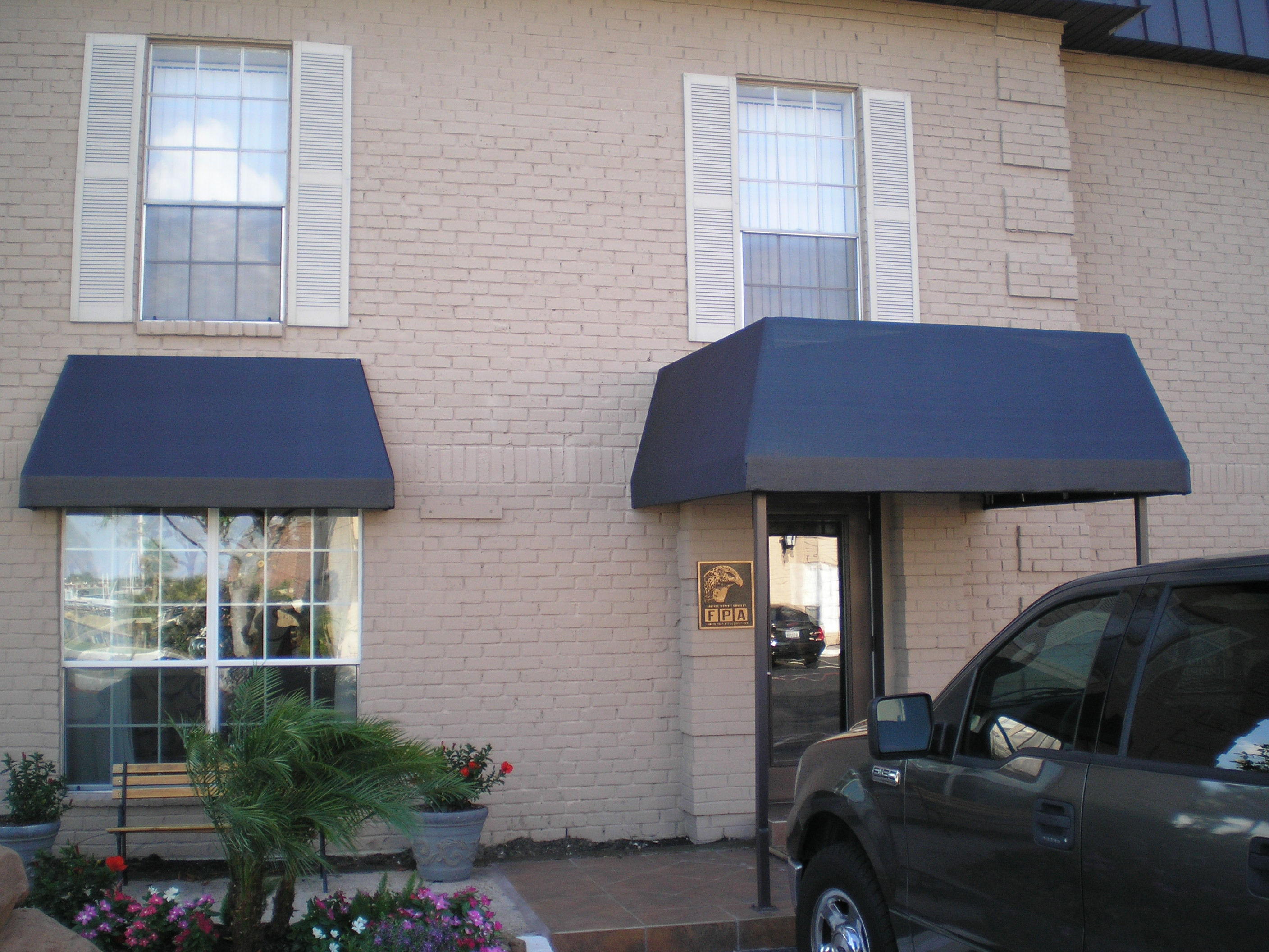 Door and window Awnings